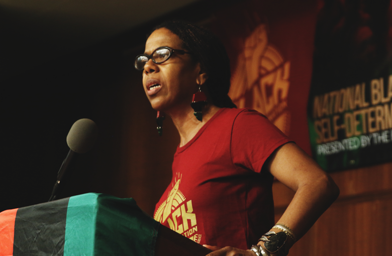 Black Is Back: Forwarding our own black agenda!