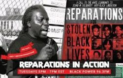 The Struggle for Reparations –We Are In A Global Fight.