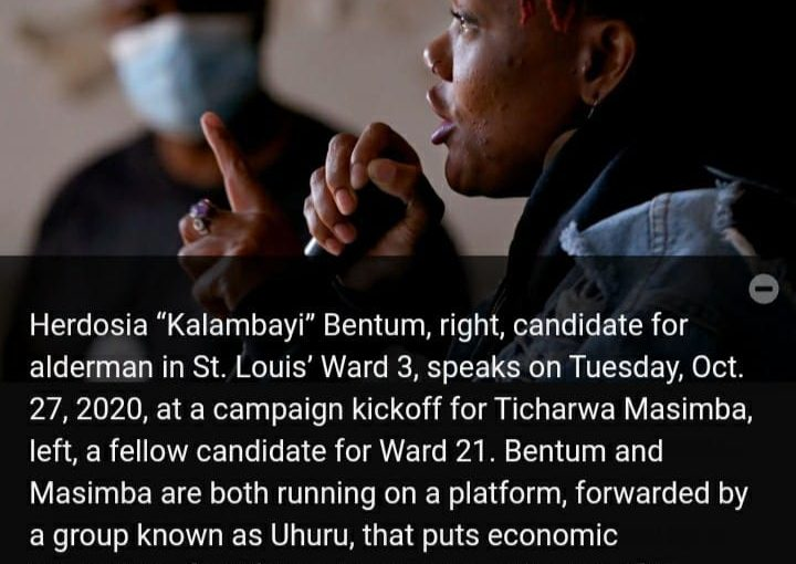 Black is Back Electoral Campaign School Alumni Change Local Elections in St. Louis